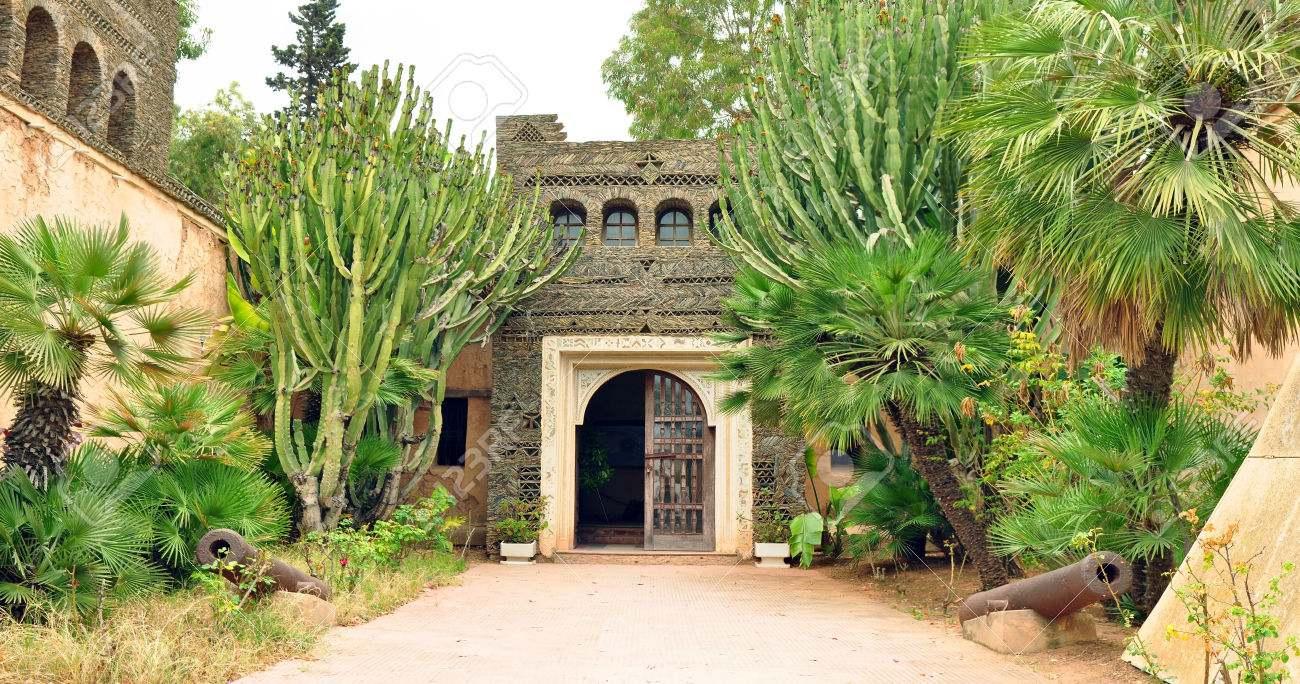 Le jardin d'Olhão