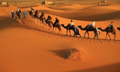 Tour du désert du Maroc d'Essaouira