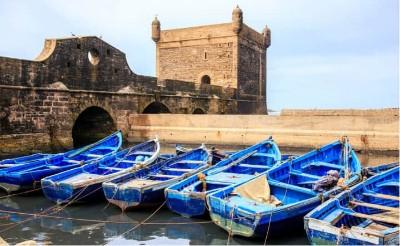 Excursion d'Agadir à Essaouira