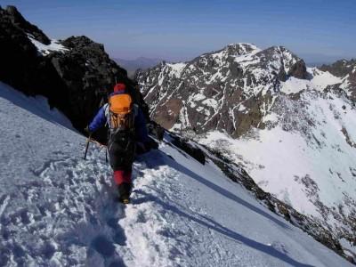 trekking Toubkal au…